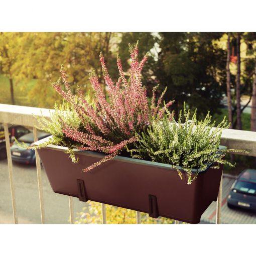 Chậu trồng cây tự tưới tramontina 12 lít 06